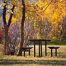 Somewhere In Autumn by IanMcGregor
