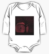 Spooky Spider Tree One Piece - Long Sleeve