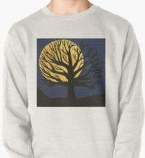 Spooky Tree (Yellow) Pullover