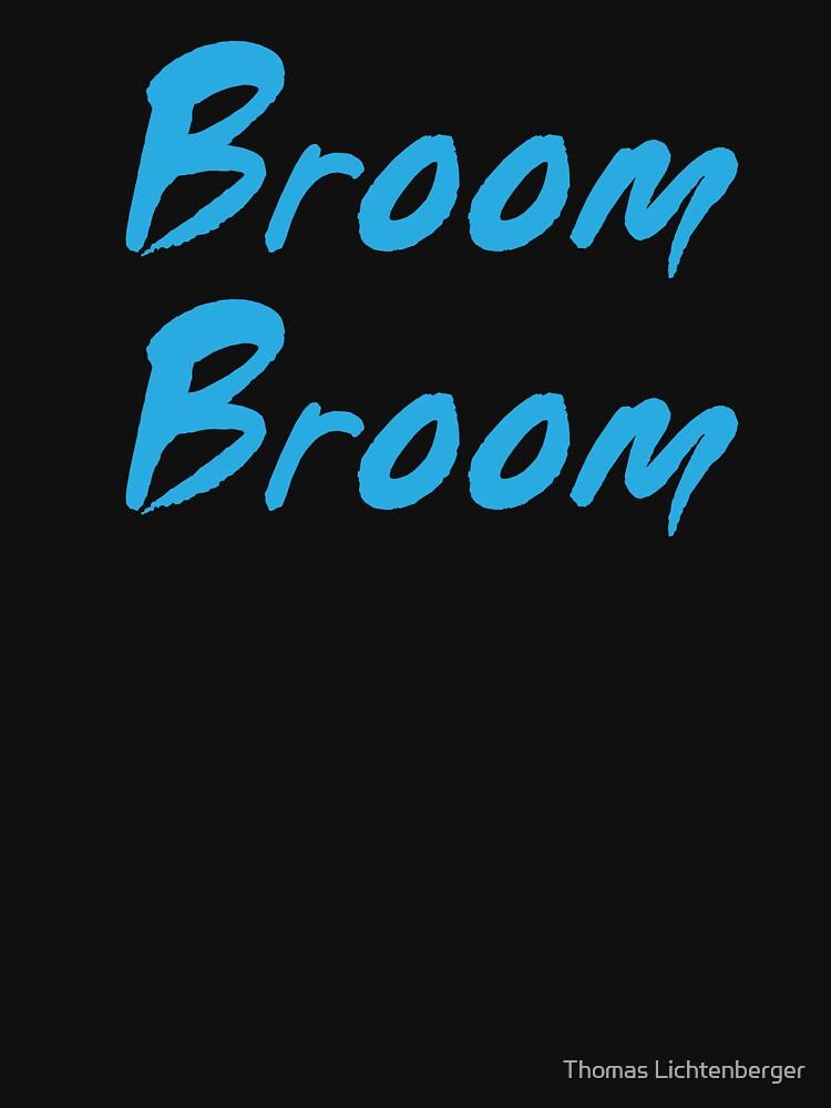 Broom Broom by talichtenberger