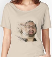 Tim and Eric Clown outlet Women's Relaxed Fit T-Shirt