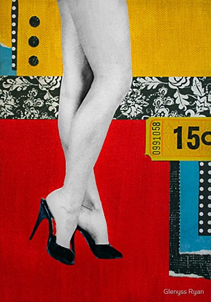 Legs by Glenyss Ryan