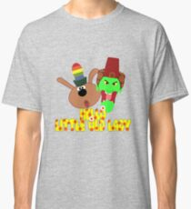 """Chorlton & Kettle Witch-""""Hello, Little Old Lady"""" Classic T-Shirt"""