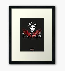 Buffy: Be Angelus Framed Print