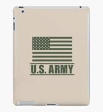 Private PV1 Infantry US Army Rank by Mision Militar ™ iPad Case/Skin