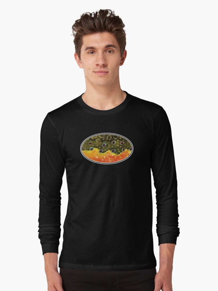 Brook Trout Skin by troutwhiskers