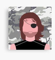 Call Me Snake Canvas Print