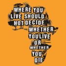 Where You Live - Africa by bradyqk