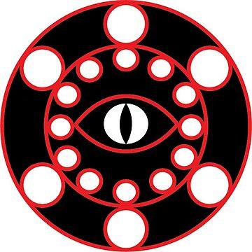 Vigil Logo by ntarantula