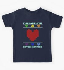 Determination. Kids Clothes