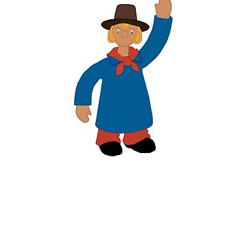 Windy Miller- Camberwick Green by spaceman300
