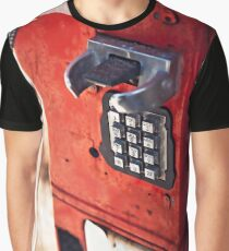 Pay Phone Graphic T-Shirt