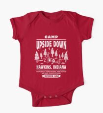 Camp Upside Down Kids Clothes