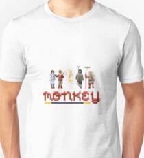 MONKEY MAGIC PIXEL Unisex T-Shirt
