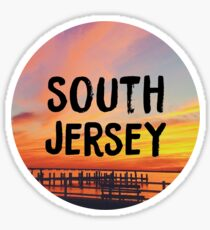 South Jersey  Sticker