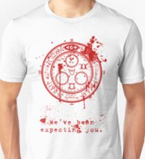 Halo of the Sun - We've been expecting you. T-Shirt