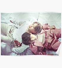 BTS Wings Suga & Jimin v2 Poster
