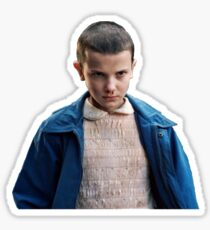 Stranger things Eleven Sticker