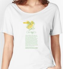 I AM A GRIFFIN! (vertical) Women's Relaxed Fit T-Shirt