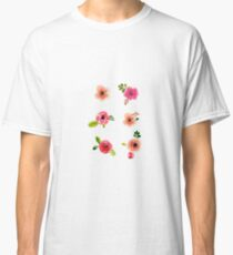 Little Flowers Classic T-Shirt