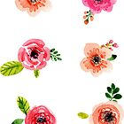 Little Flowers by clairechesnut