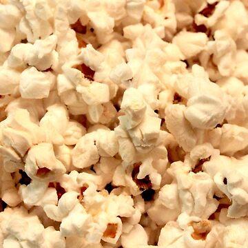 Popcorn Close-Up Photo by emilyolive