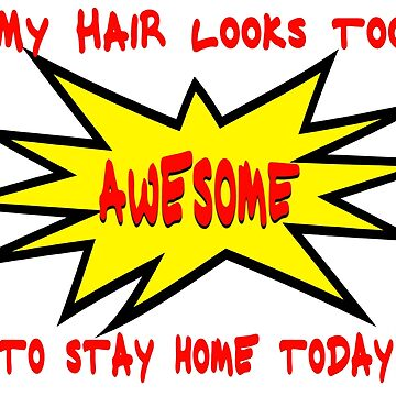 Great Hair Day? Tell the World!  by SharonMurphy