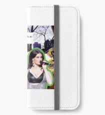 Idina Menzel iPhone Flip-Case/Hülle/Klebefolie