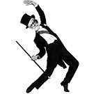 Freud Astaire by Gianni A. Sarcone