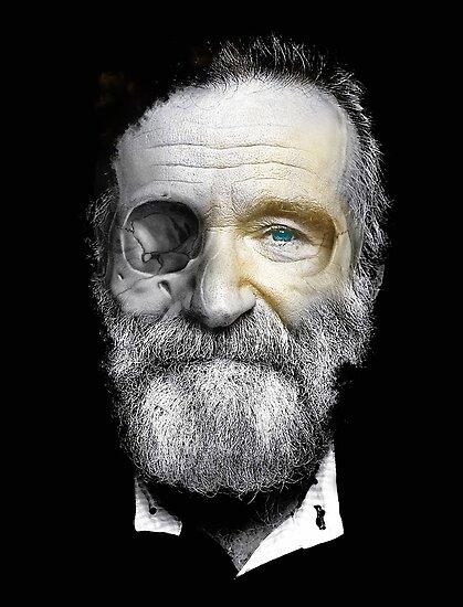 Robin Williams  von FancyRobot