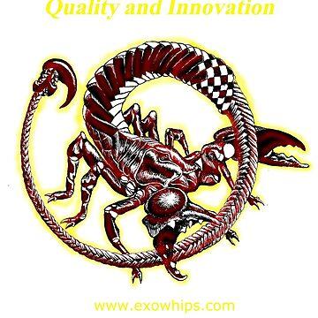 red emperor exowhips scorpion by Tyler-Blake