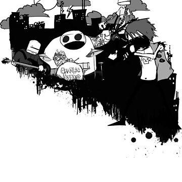 Vintage Charlie Murder by SkaStudios