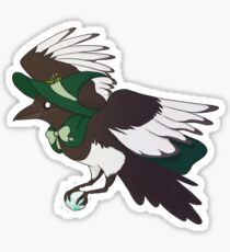 Suprise Magpie! Sticker