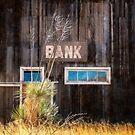 Mescal Bank by Linda Gregory