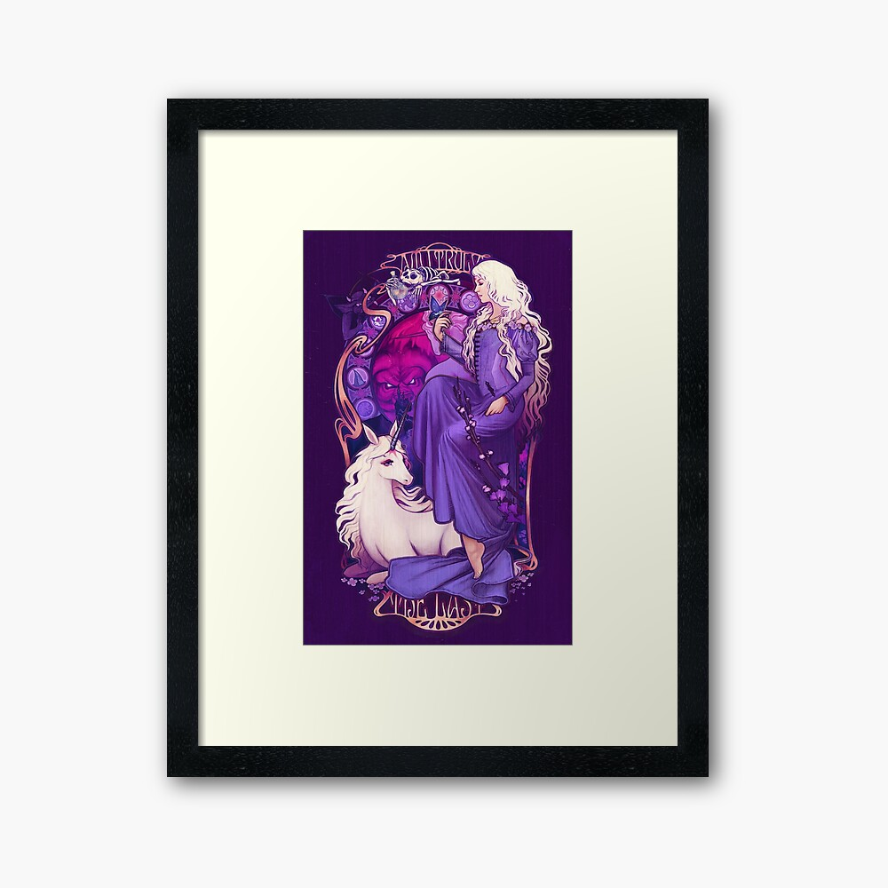 Am I Truly the Last Framed Art Print