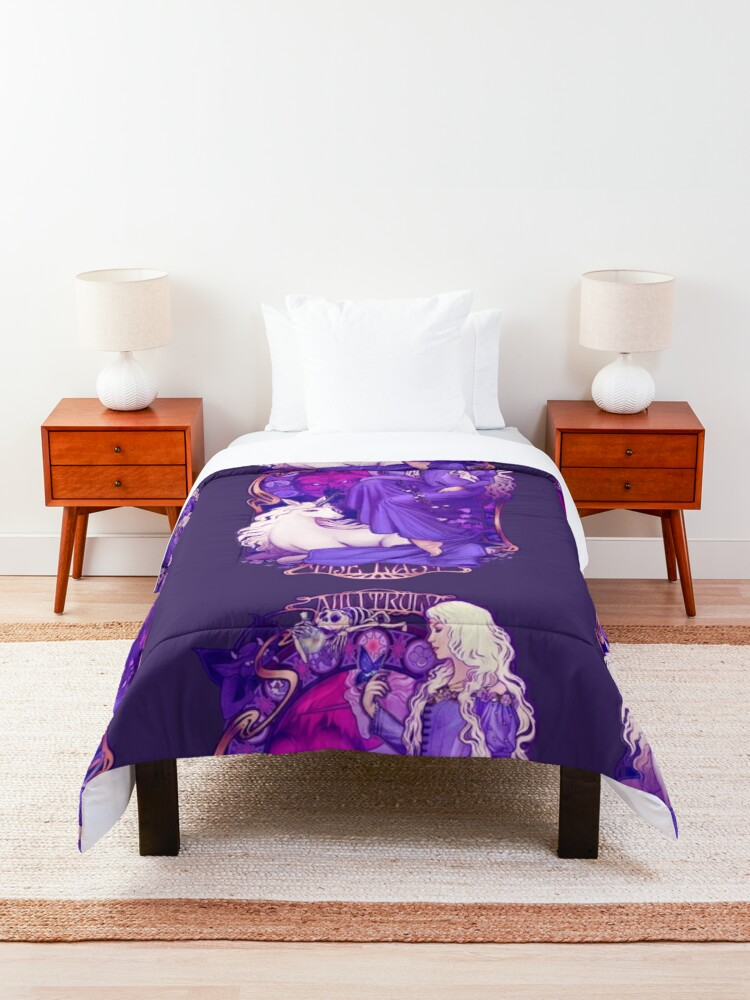 Alternate view of Am I Truly the Last Comforter