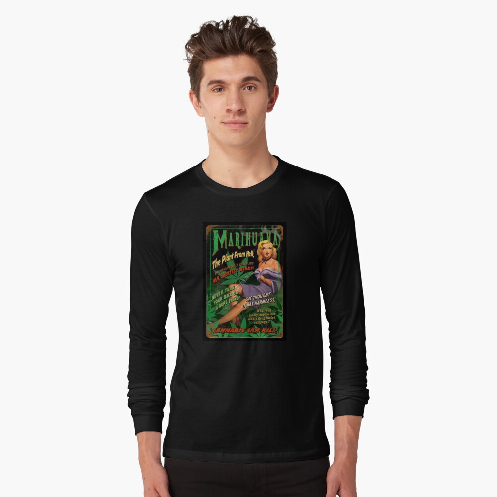 Plant From Hell! Long Sleeve T-Shirt