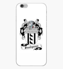 Snodgrass iPhone Case