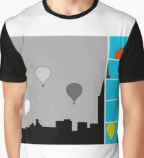 City In Film Graphic T-Shirt