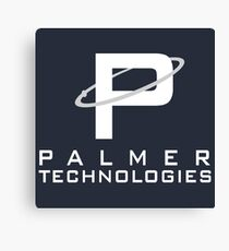 Palmer Technologies Canvas Print