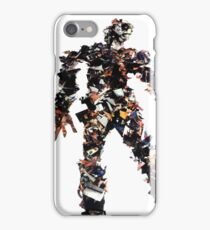Paper Man iPhone Case/Skin