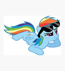 brony  Photographic Print