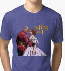 The King and I (2015 Broadway Revival) Tri-blend T-Shirt