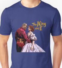 Camiseta unisex El rey y yo (2015 Broadway Revival)