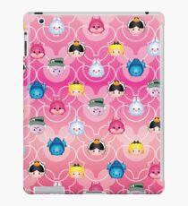Tsum Tsum Alice in Wonderland - Pink iPad Case/Skin