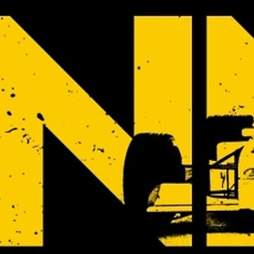 Ayrton Senna by upick