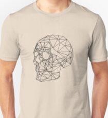 Wire Skull T-Shirt