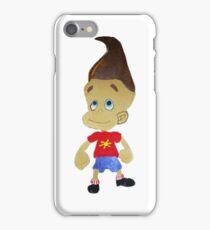 Jimmy Neutron iPhone Case/Skin