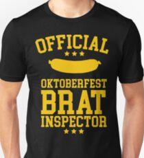Official Brat Inspector T-Shirt