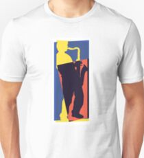 Pop Art Sax Player 1 Unisex T-Shirt